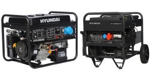 Generadores Hyundai
