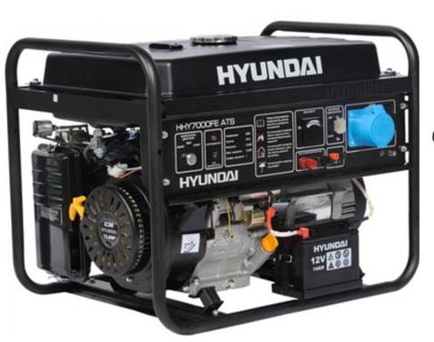 Generadores Hyundai 2