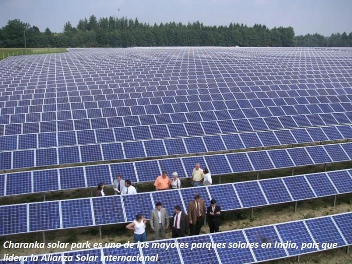solar en India