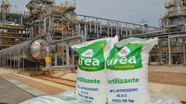 Revistel bolivia confirma que vender urea y gn desde for Oficina de gas natural en sevilla